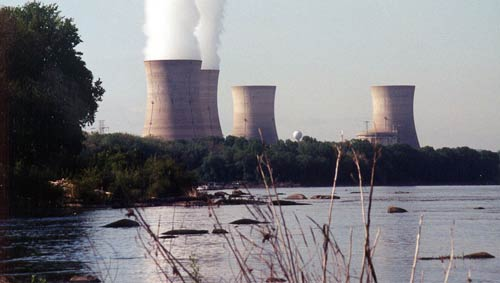 Centrale nucleare di Three Miles Island, in Pennsylvania